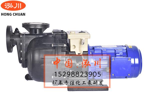 耐酸碱自吸式泵